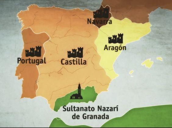 Reconquista cristiana medieval de la Península Ibérica y Baleares Fc887339edf2c436f1ff20ff51fa67e1
