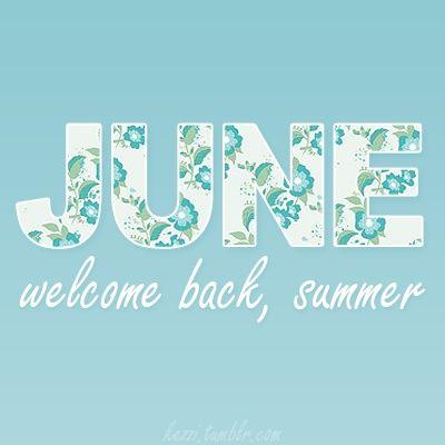Loving June!