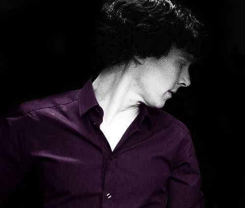 The cumberneck and the Purple shirt.