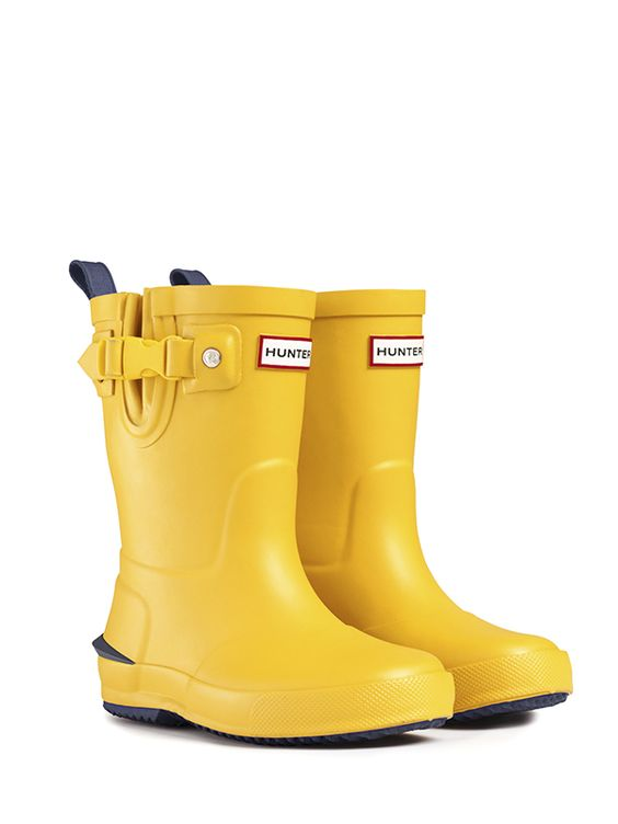 Short Rain Boots | Kids' Davison Rain Boots | Hunter Boot US