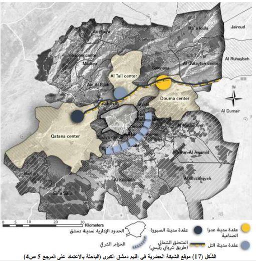الجغرافيا دراسات و أبحاث جغرافية دراسة تحليلية للشبكات الحضرية على مستوى التنمية ال Geography Places To Visit Landmarks