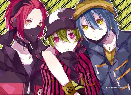 Akitaka, Enri, & Asuto | 1BitHeart: