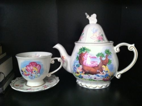 For the love of teapots
