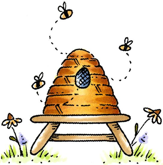 WikiHow To Draw A Beehive Via