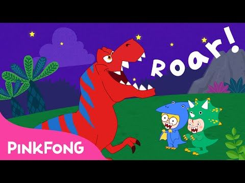 Move Like the Dinosaurs | Dinosaur Songs | PINKFONG Songs for Children - YouTube