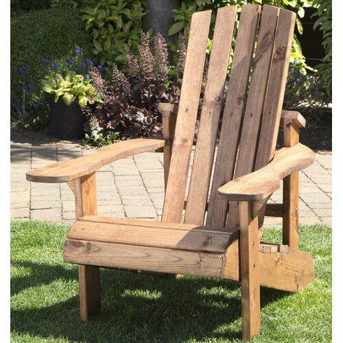 Sol 72 Outdoor Adirondack Chair In 2020 Garden Dining Set