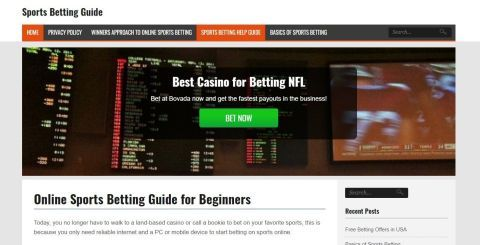 Sports site design betting for fun sport betting bookkeeping