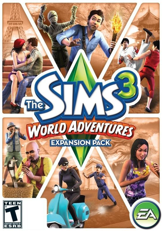 The Sims 3 World Adventures Expansion Pack Windows PC/Mac Game Download Origin CD-Key Global for only $14.95.  #videogames #game #games #deal #deals #gaming #awesome #awesomeness #awesomesauce #cool #gamer #gamers #win #ftw