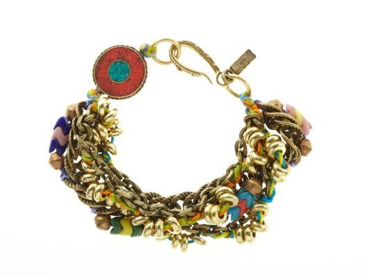 Vanessa Mooney Poppystar Bracelet from Kelly Killoren Bensimon on OpenSky