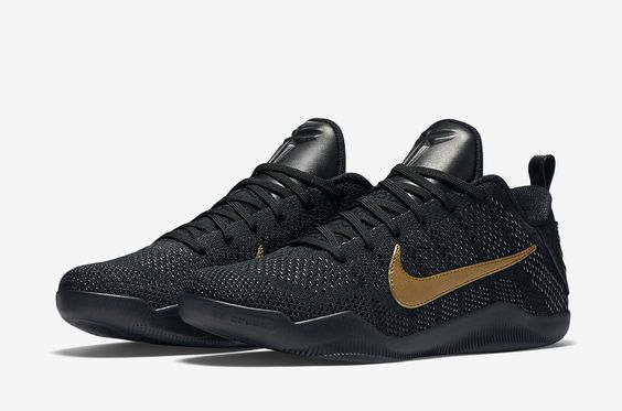 Check out official images of the Nike Kobe 11 Black Mamba that will release the same day as Kobe's final NBA game, April 13th for $200.