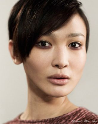 How to get the perfect smudged plum eyes / Garance Doré // make up