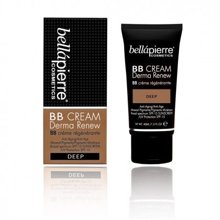 Bella Pierre bb cream in Deep - check Groupon for the best prices ( 2 tubes for $19)