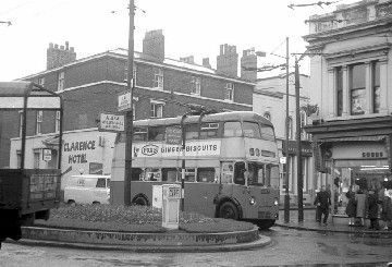 Willenhall, the Dale Island