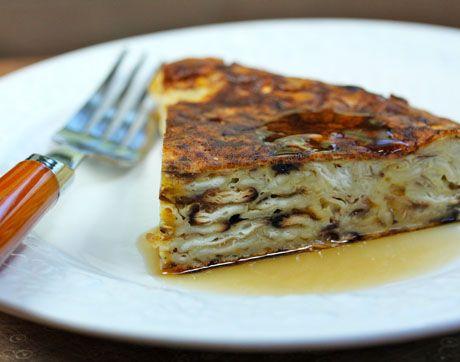 Cinnamon maple Matzoh brei | Food | Pinterest | Cinnamon and Recipe
