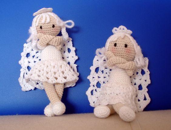 Amigurumi Patterns Wordpress : Patterns, Angel and Crochet on Pinterest