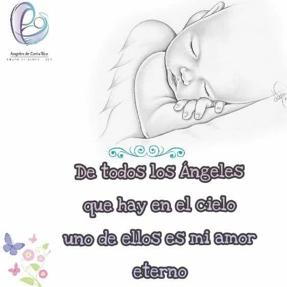 Mi Zoé Pérdida De Un Bebé Tatuaje De Bebé ángel Y Te Amo