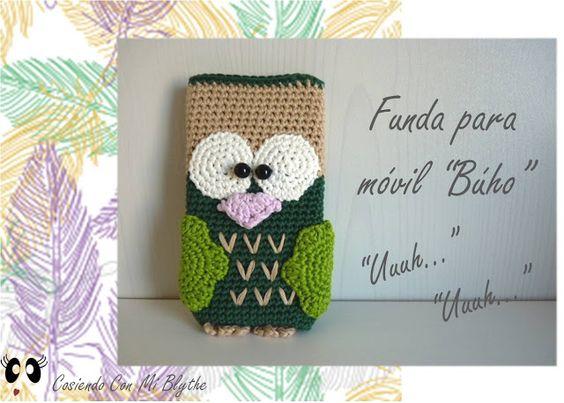 Cosiendo Con Mi Blythe: crochet