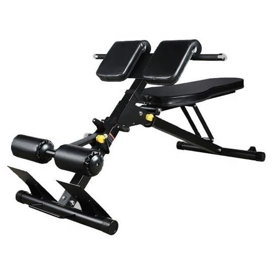 Workout Bench With Back Extension Weight Benches Bench Workout Adjustable Weight Bench