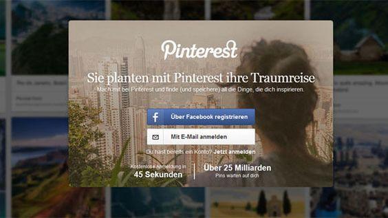 200 Millionen Dollar für Pinterest