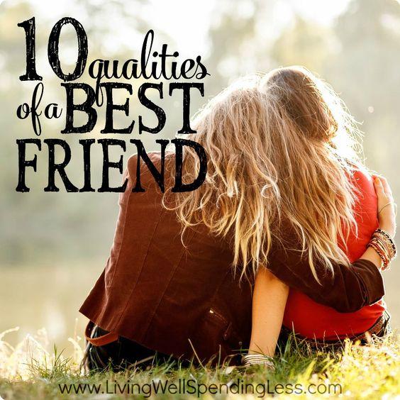 qualities of a best friend essay