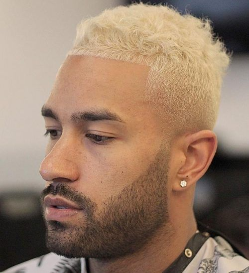 Blonde Skin Fade Fade Haircut Mens Haircuts Fade Men Blonde Hair