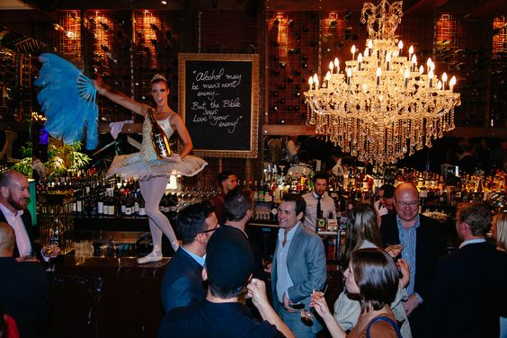 In a city where the bar and restaurant culture is among the best in the world, it is hard for a new comer to stand out. State of Grace, Melbourne's latest entry into the food and drink scene, left a lasting impression at its launch last week. A mix of New York and European style, …