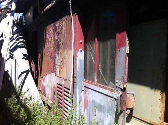 Auto disposals - yard #2 - caboose