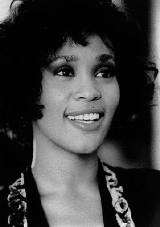 Whitney Houston, that girl could sing!!