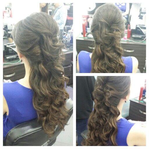 #hair #cabello #updo #peinado #recogido #hairstylist #wave #ondas #hairdresser #estilista #peluquero #Panama #pty #axel04 #axel