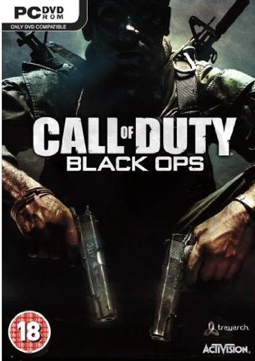 Call Of Duty Black Ops Pc Black Ops 1 Call Duty Black Ops