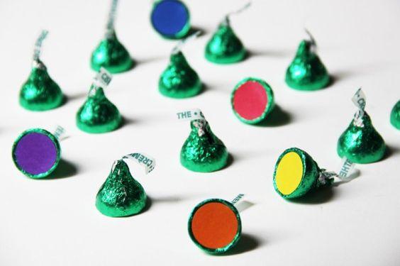 St. Patrick's Day DIY Edible Matching Game