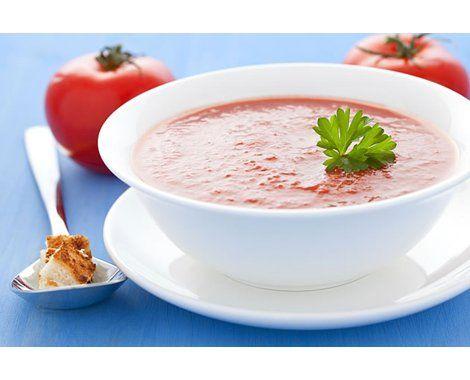 Sopa light de tomate