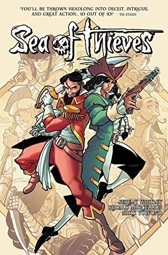 Download Pdf Sea Of Thieves Collection Free Epub Mobi Ebooks Sea Of Thieves Free Books Online Comics
