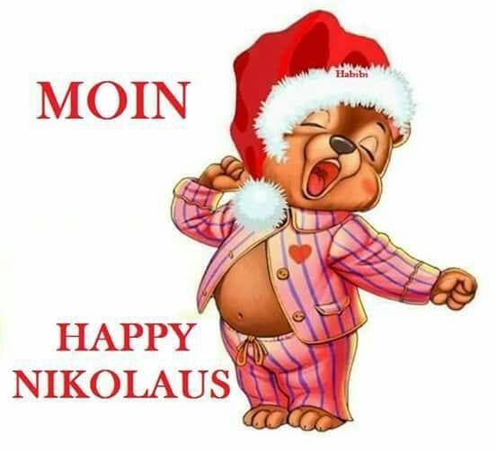 Wir Wünschen Fröhlichen Nikolaus Staedtebogenjimdode