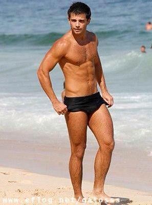 Duda Nagle, brazilian actor