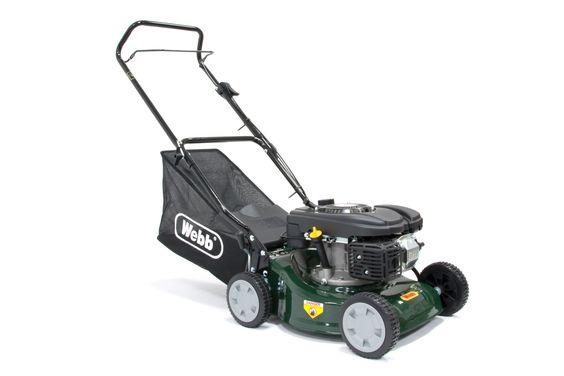 Webb R41HP Petrol Lawnmower | Departments | DIY at B&Q