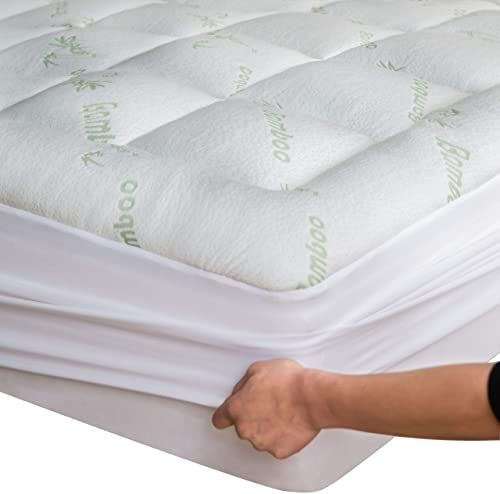 Buy Niagara Sleep Solution Bamboo Mattress Topper King 78x80