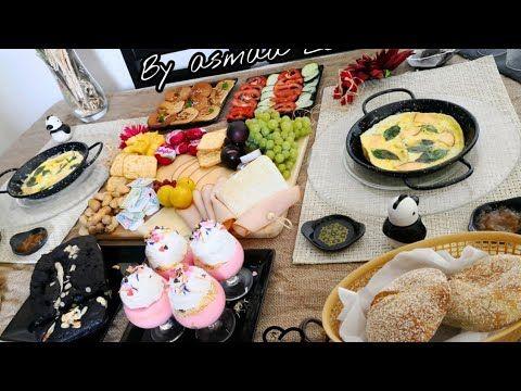 فطور صباحي من الالف الى الياء بوصفات سهلة و راقية لنهاية الاسبوع بان كيك كيك البنان تحليةبالكنافة Youtube Food Cheese Board Cheese