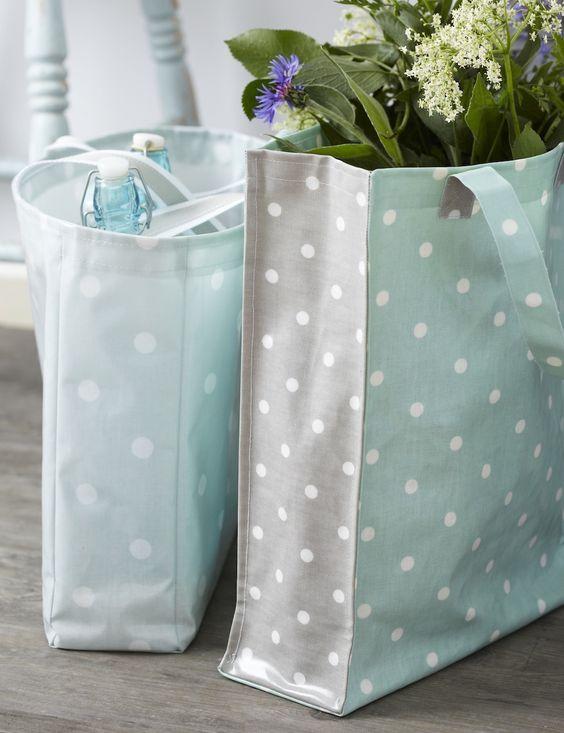 Laura Ashley Blog | MAKE and DO: TORIE JAYNES DIY SHOPPER BAG | http://blog.lauraashley.com