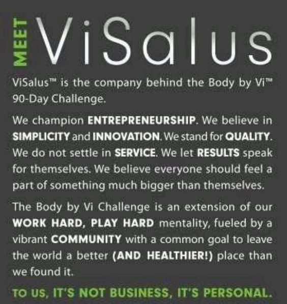 Visalus. Body By Vi 90 day challenge. Www.mistymarchant.myvi.net