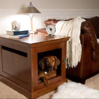 Clever Dogs Bed inside your House - Well that's just awesome!