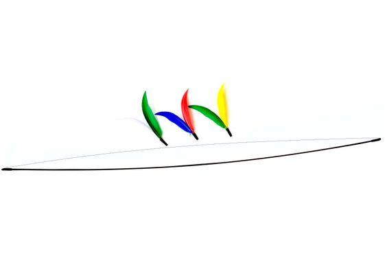 Flying Cat - para divertir seu gatinho! Visite nossa loja luxusdog.bpg.com.br