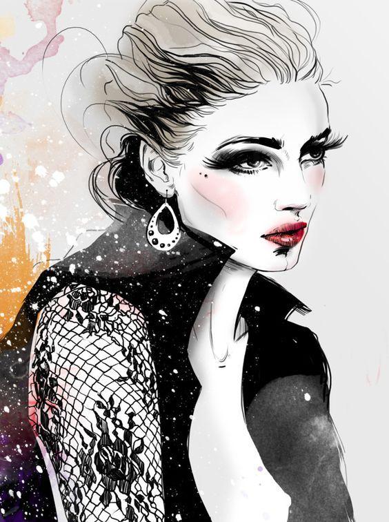 ♪ Arte de Anna Ulyashina