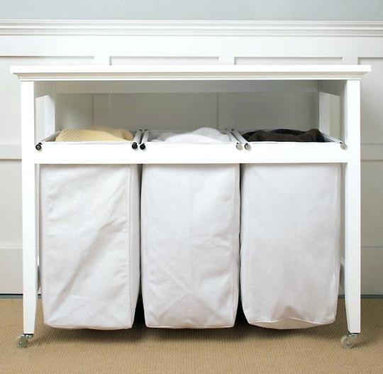 Divided Laundry Hamper Best Laundry Sorter Hamper Ideas On Master