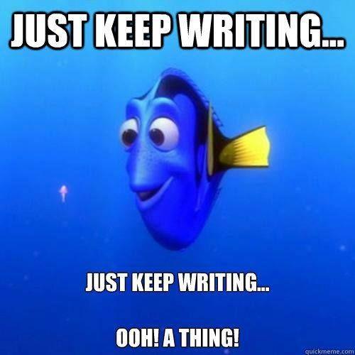 Just keep writing   https://www.facebook.com/photo.php?fbid=10152161486662054