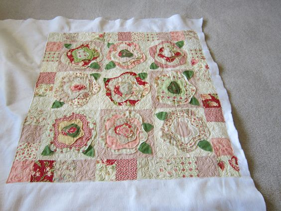 A blog journal of my quilting projects.