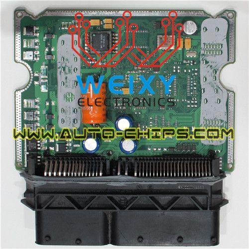 Repair Kit For Bosch 0281011228 Edc16c8 Ecu Ecu Repair Car Ecu