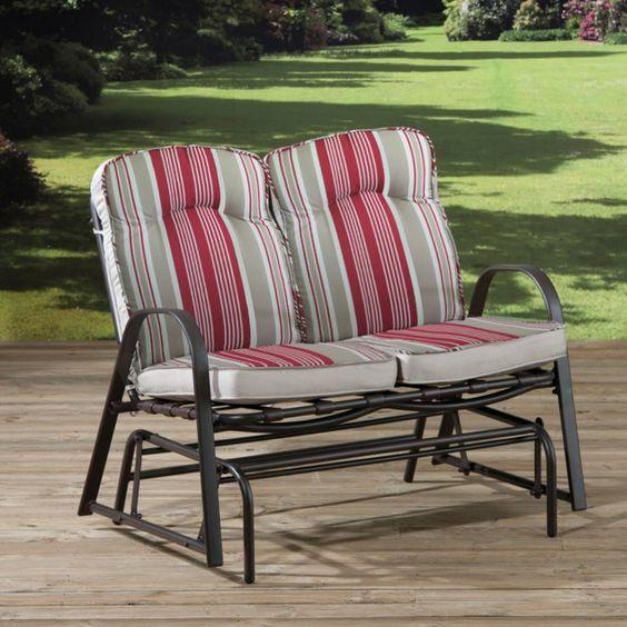 Pagoda Bari 2 Seater Rocker Bench Cheap Garden Furniture Garden Furniture Sale Outdoor Furniture Sale