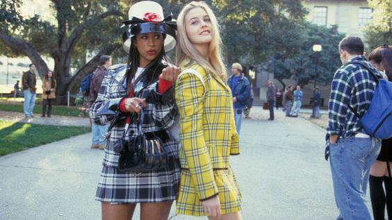 Clueless 90s #style