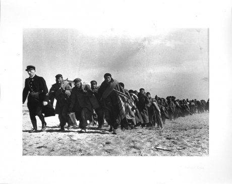 Foto de RObert Capa, Le Barcarès, marzo de 1939
